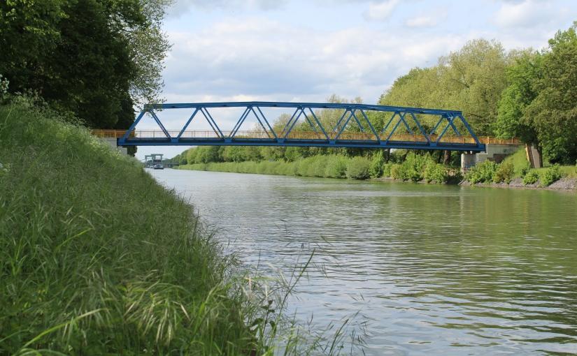 Pfingsten am Kanal –23.05.2021