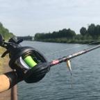 Fronleichnam – Spinnfischen am DEK – 03.06.2021